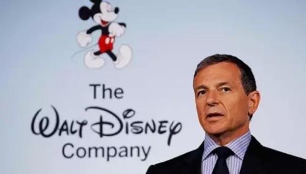 迪士尼CEO罗伯特艾格:上海迪士尼乐园永不停工