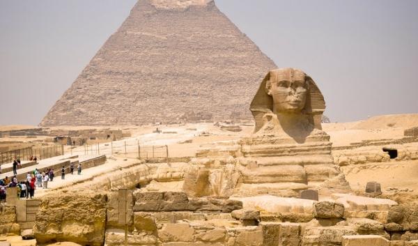 埃及:2017年前五月中国访埃游客同比增长94%