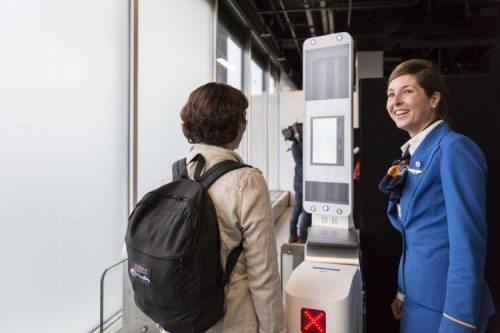 捷蓝:美国首例 测试人脸识别技术简化登机流程