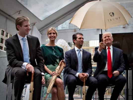 """特朗普集团:推出新酒店品牌""""American Idea"""""""
