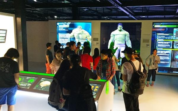 中青旅遨游:携手漫威设北京互动体验首站