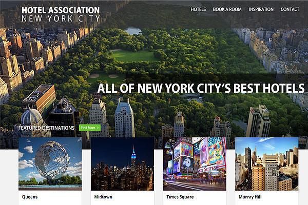 纽约酒店协会:一站式酒店预订平台FindHotels