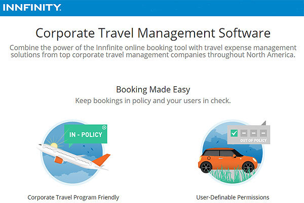 Innfinite:与Vision推出旅游管理解决方案