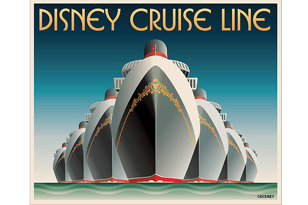 迪士尼:宣布建造第七艘邮轮约13.5万吨