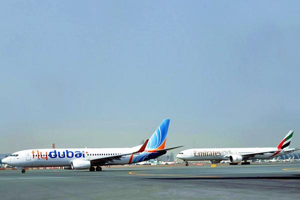 阿联酋航空:牵手迪拜航空 加强代码共享协议