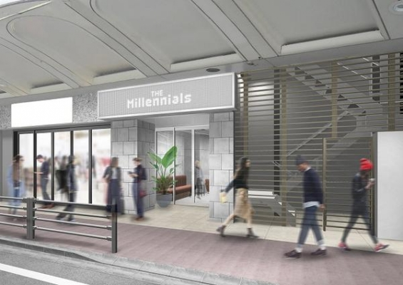 日本:社交公寓推生活方式酒店The Millennials