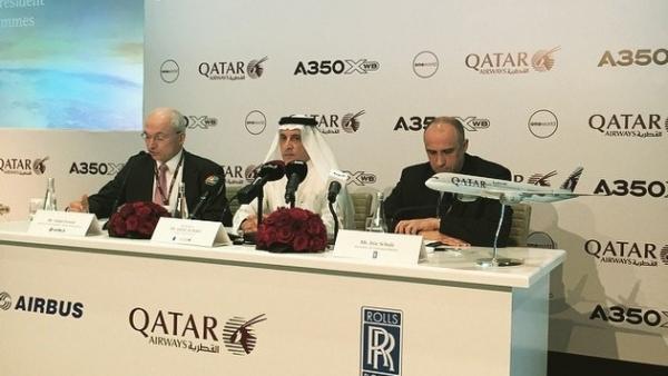 美国航空业:回应卡塔尔航空CEO的侮辱性言论