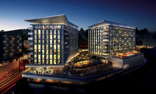 喜达屋资本:收购一酒店 1 Hotels将添新成员