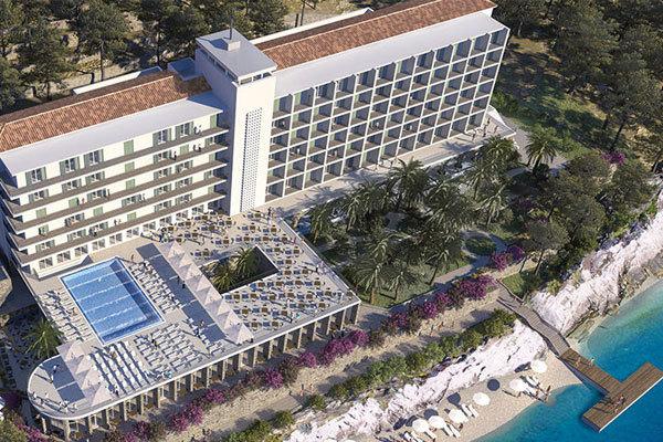 途易:蓝色酒店TUI Blue Jadran亮相克罗地亚