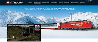 FIT Ruums:与欧洲铁路公司签署合作协议