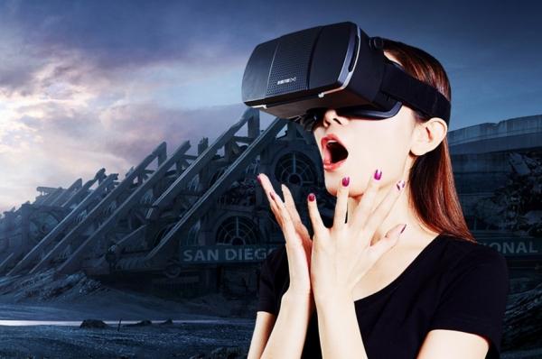 暴风魔镜:VR旅游地面战,山西打造内容中心