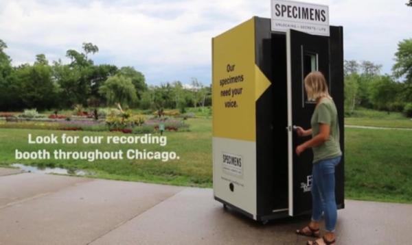 芝加哥:快闪录音室让博物馆解说词迎来创新