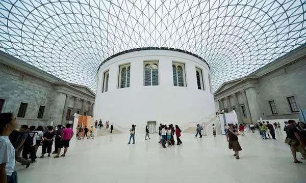 大英博物馆:将在照常运营中进行10年翻修