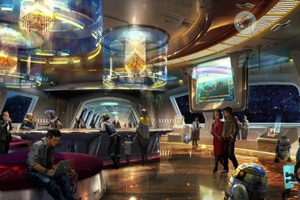 迪士尼:开始打造星球大战主题沉浸式酒店