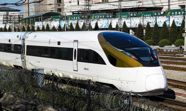 高铁:十一提速京沪缩短到 4 小时 航司很担心