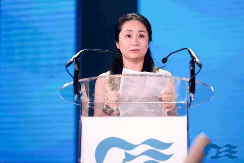 公主邮轮:盛世公主号中国首航庆典在上海举行
