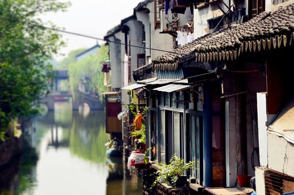 来吧旅行:入境游客木渎古镇中华文化初体验