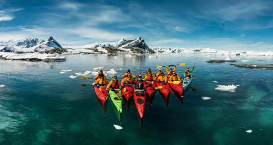 极地旅游:南北极游客大增,旅行社纷纷发力