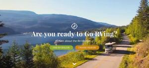 Go RVing:在加拿大上线全新的优化版网站
