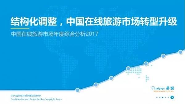 易观:2017中国在线旅游年度综合分析报告