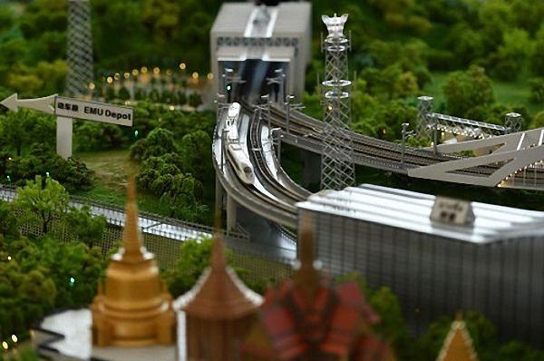 中泰高铁:首段项目获批 将连接曼谷与中国南部