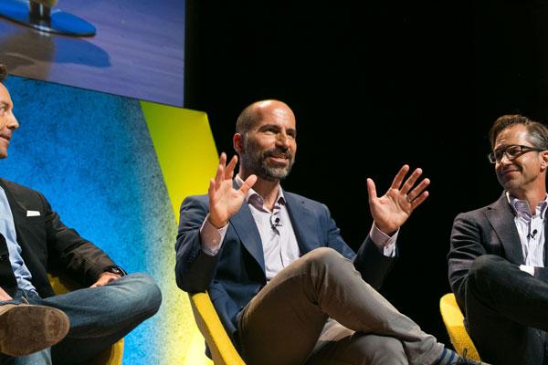 Uber:新CEO或为Expedia CEO Khosrowshahi