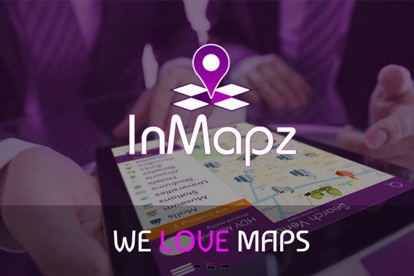 InMapz:发布上百家国际机场详细交互移动地图