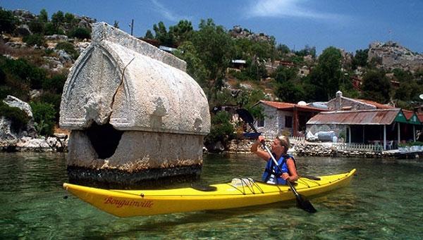 土耳其:保护30年的海底古城科克瓦将再面世
