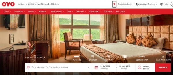 OYO:印度经济酒店整合商努力减少亏损