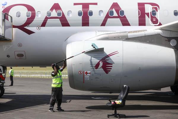卡塔尔航空:放弃收购美国航空公司的股份