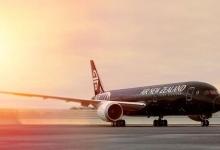 新西兰航空:本月起恢复奥克兰—上海客运航线