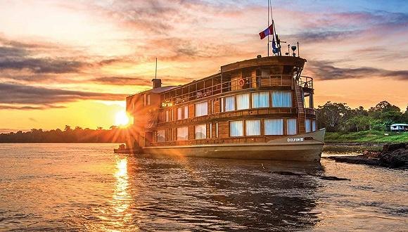 河轮:秘鲁亚马逊流域成豪华河轮游新市场