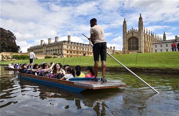 英国:游客暴涨压力大 多城市拟收取旅客税