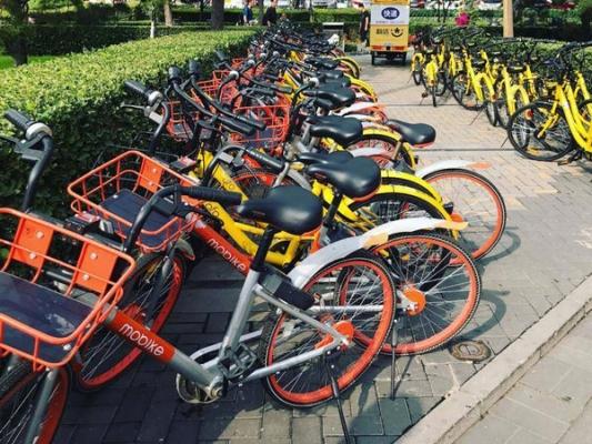共享单车合并僵局:资本交叉角力 第二梯队逆袭