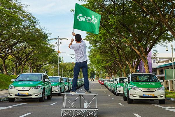 Grab:东南亚打车服务又获得丰田通商投资