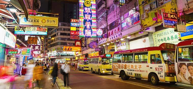 香港:6月访港旅客同比跌1.9%至420万人次