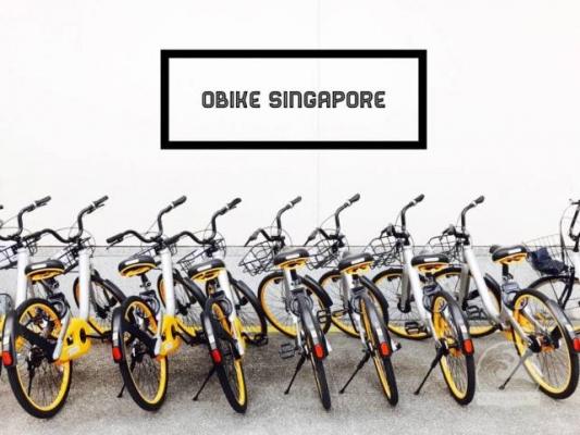 oBike:新加坡共享单车B轮融资4500万美元