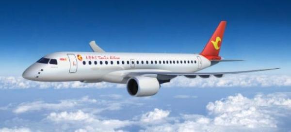 海航:天津保税区将向天津航空增资4亿元