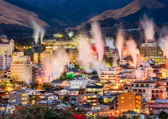 马蜂窝:2018温泉旅游攻略 广东成第一大省