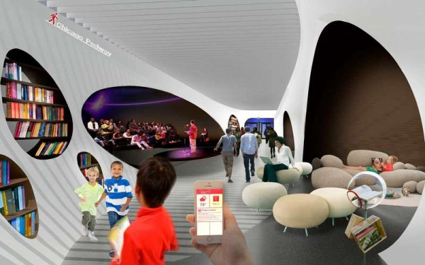 芝加哥:地下隧道即将成为其一大旅游景点