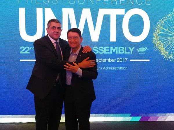 UNWTO:第22届全体大会产生新一任秘书长