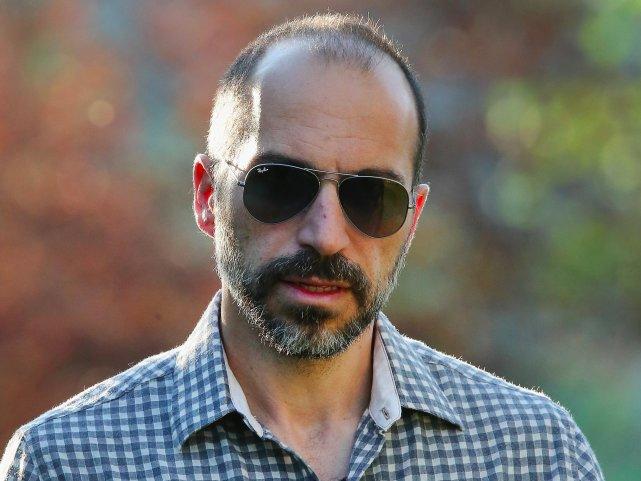 Uber CEO:向伦敦当局认错 承诺改正错误行为