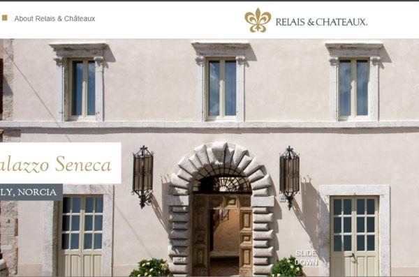 Palazzo Seneca:被Virtuoso评为2017最佳酒店