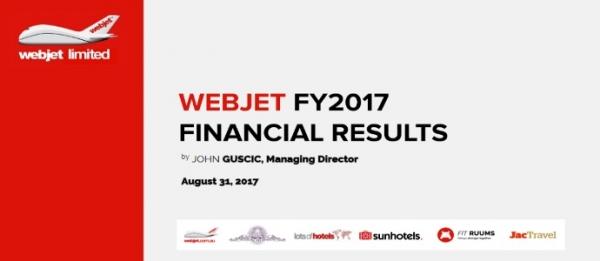 Webjet:澳OTA集团B2C和B2B业务双双增长