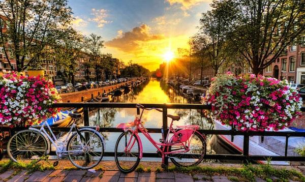 阿姆斯特丹:面对过度旅游 政府提高了旅游税