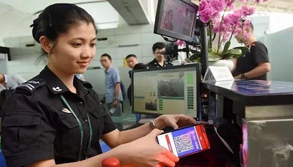 白云机场:全面支持国内航班二维码过检登机