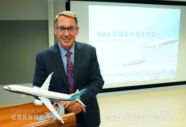 波音:预测中国未来20年需要7240架新飞机