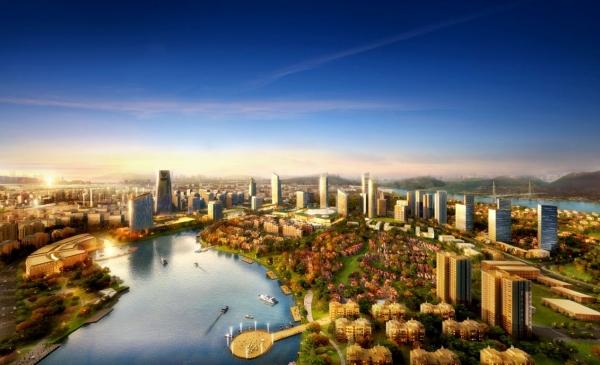 东方园林:首度中标重庆两江新区PPP项目