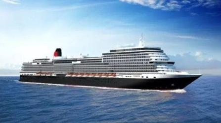 冠达邮轮:第249艘邮轮付建,2022年下水