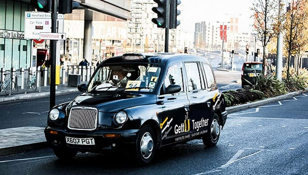 伦敦:推固定线路出租车 适合著名景点一日游
